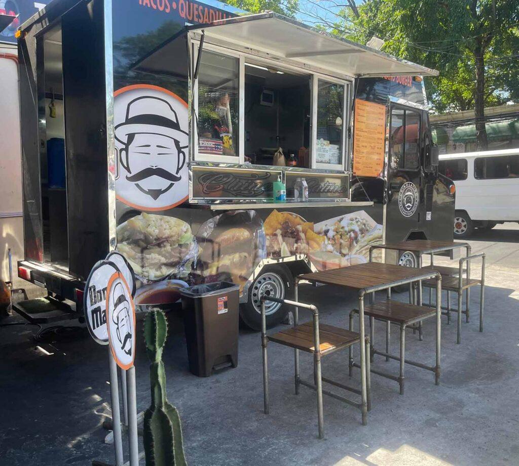 Chino Latino Mexican Food Truck