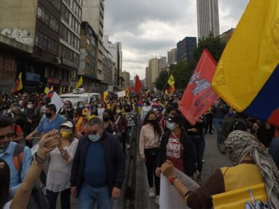 La violencia en Colombia, analizada bajo la perspectiva social y humanística