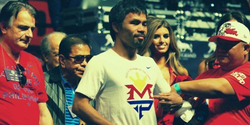 'Mi abuelo es español de pura cepa': Manny Pacquiao dice que es 'medio español'