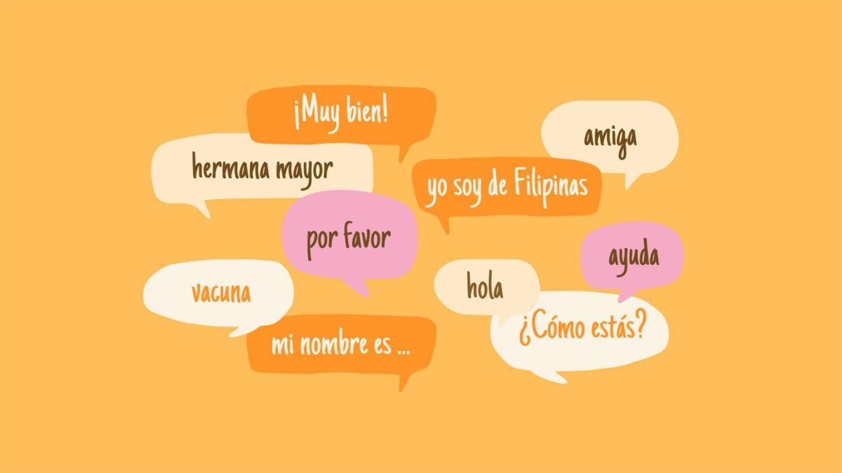 ¿Cómo suena el acento español filipino?