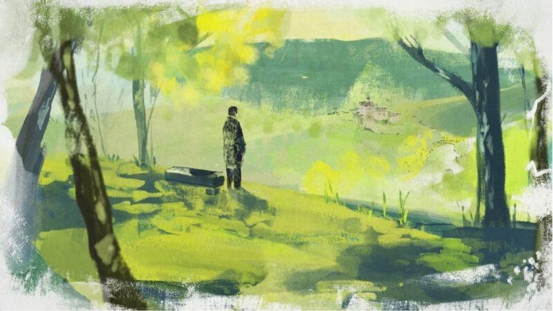 La película sobre el célebre poeta español gana el premio del público en 'Pelíkula' 2021